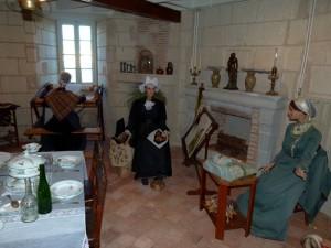 les femmes à l'ouvrage : tapisserie de lice, broderie et dentelle aux fuseaux