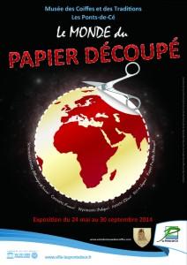 Affiche Papier Découpé version web