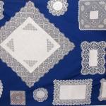 Exposition broderies blanches et dentelles aux fuseaux