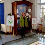 Mars 2014 : Les illustrations florales de Catherine BRASEBIN