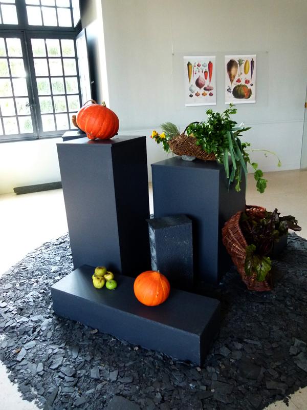 affiches de plantes potagères de VILMORIN