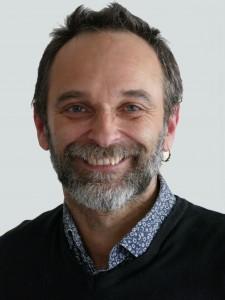 Portrait de David Le Gac Brodeur à Brest